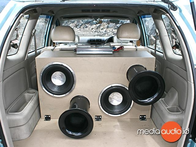 Sistem Dalam Car Audio