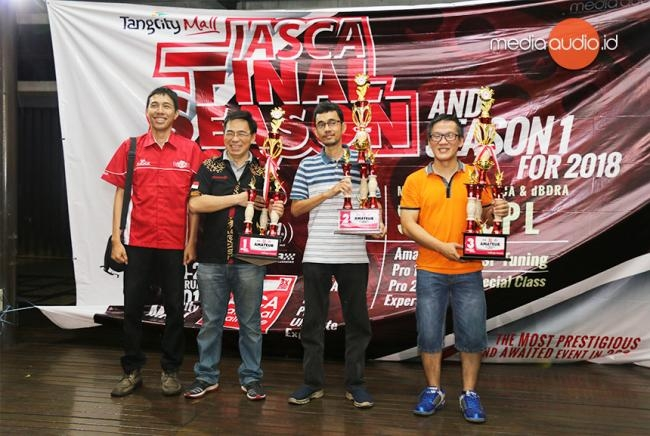 Seri Pamungkas IASCA Final 2017 Di Gelar Di Tang City Mall